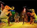 داستان آموزنده:درسی که فیل سیرک به کودک داد!