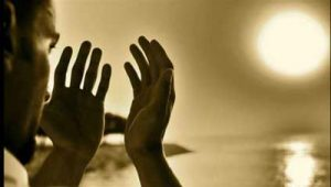 داستان وزن دعای پاک و خالص