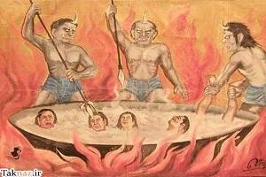 داستان جالب قرون وسطا و فروش بهشت !
