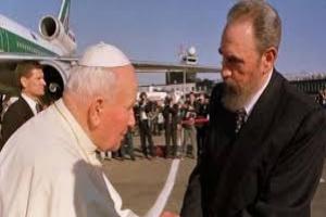 داستان پاپ و کاسترو