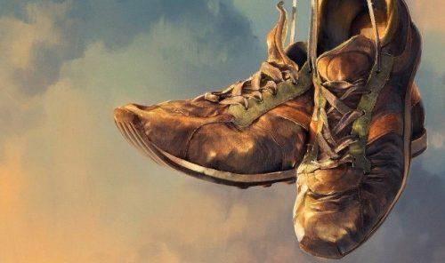 داستان کفش گاندی