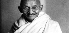 داستان آموزنده و تامل برانگیز پسر گاندی
