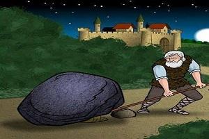 داستان مرد روستایی و سکه های طلا