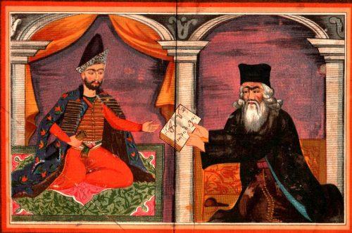 داستان بهلول و شیخ