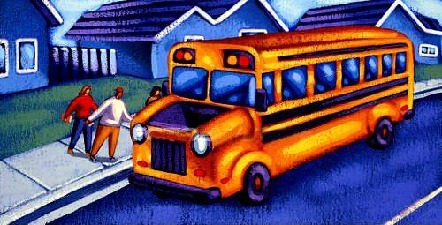 داستان اردوی مدرسه