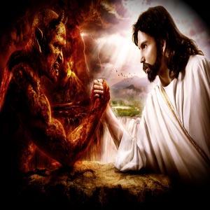 داستان عابد و شیطان
