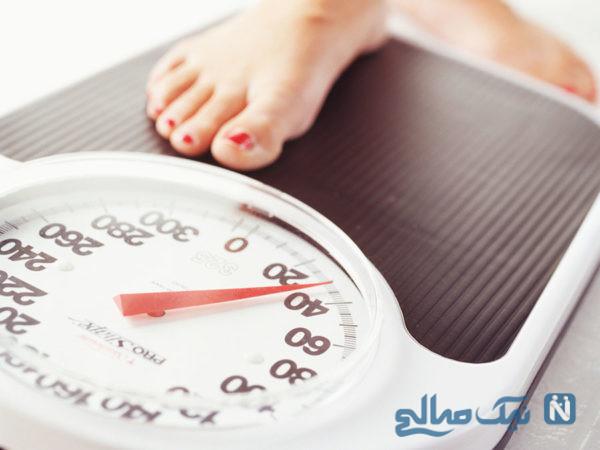 ثابت ماندن وزن