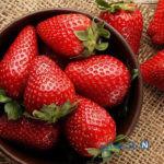توت فرنگی به سلامت قلب کمک میکنند