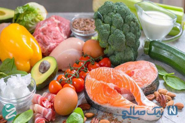 رژیمهای غذایی برای لاغری