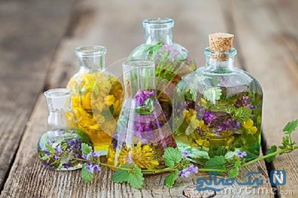 خواص انواع عرقیات گیاهی
