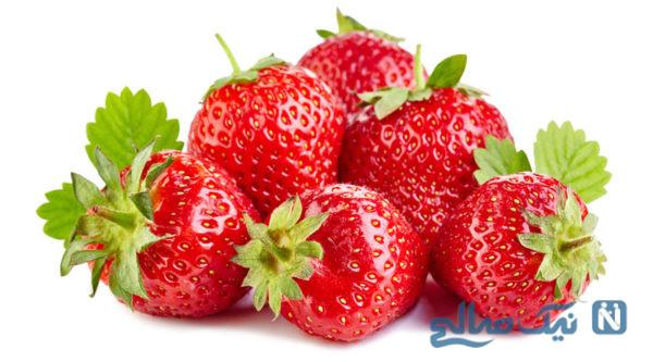 خواص درمانی توتفرنگی