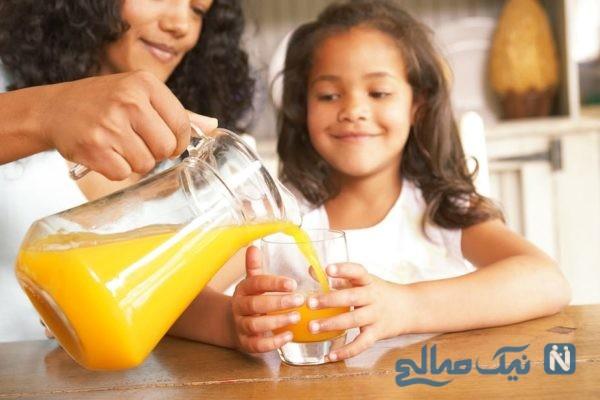 بهترین زمان مصرف آب میوه