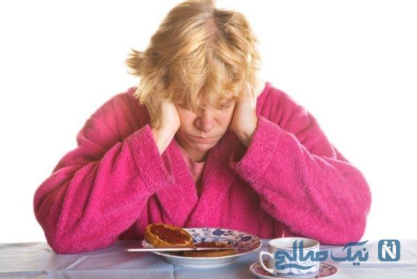 رابطه رژیم غذایی با افسردگی