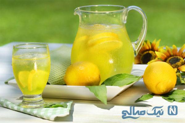 شربت لیمو ترش