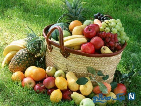 مواد غذایی مناسب فصل تابستان