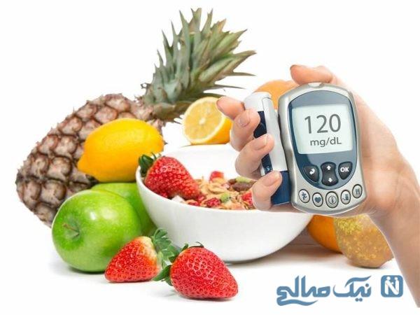 میوه های شیرین برای دیابتی ها