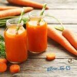 مسمومیت کبد با مصرف زیاد آب هویج