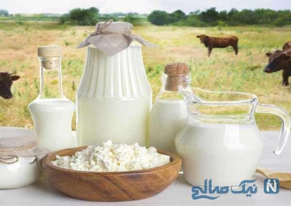 خاصیت انتی بیوتیکی شیر