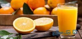 آب پرتقال بخورید!