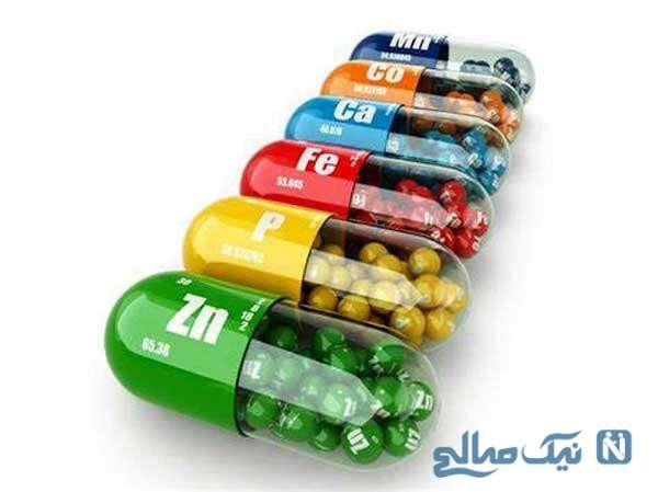 نقش ویتامین ها در سلامت بدن
