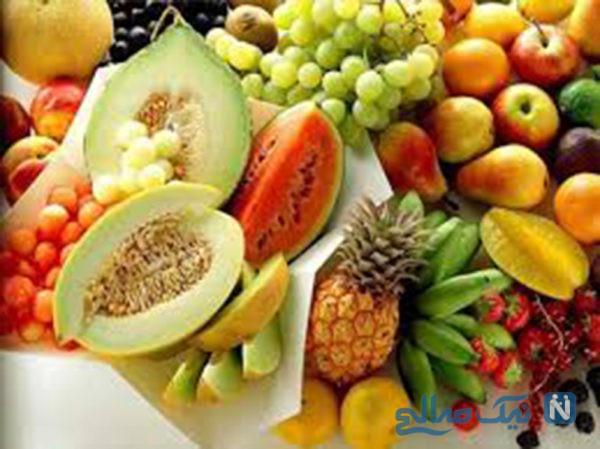 کم کالری ترین میوه های تابستانی