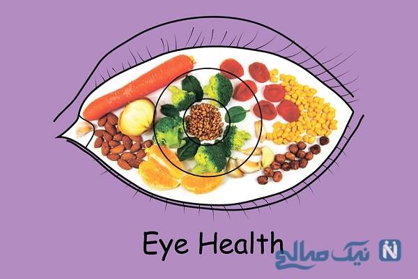 اگر چشمتان آستیگمات است این مواد غذایی را بخورید