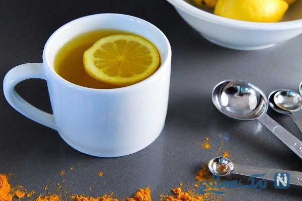 آب گرم و لیمو از چربی سوزی تا شفاف شدن پوست