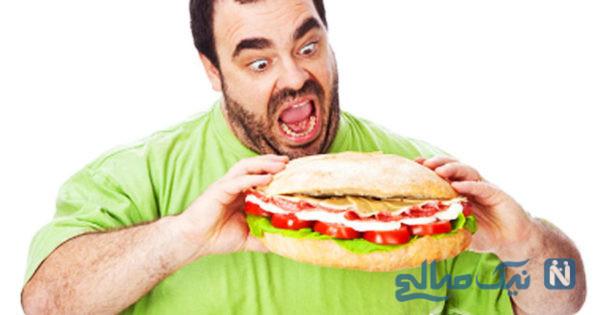از بین بردن چاقی پا