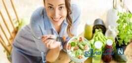 این مواد غذایی را بخورید عجیب شاد میشوید!