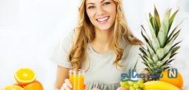 ۱۰ خوراکی اعجاب انگیز برای شادابی پوست