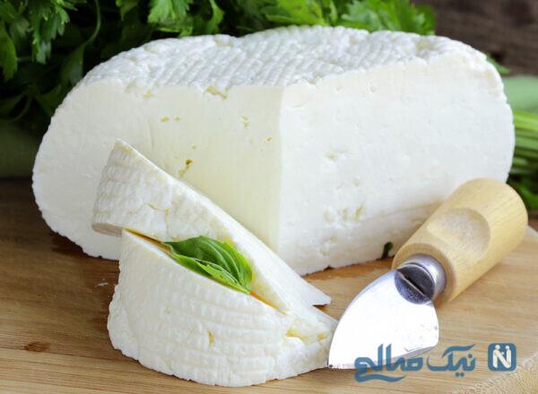 عوارض پنیر محلی