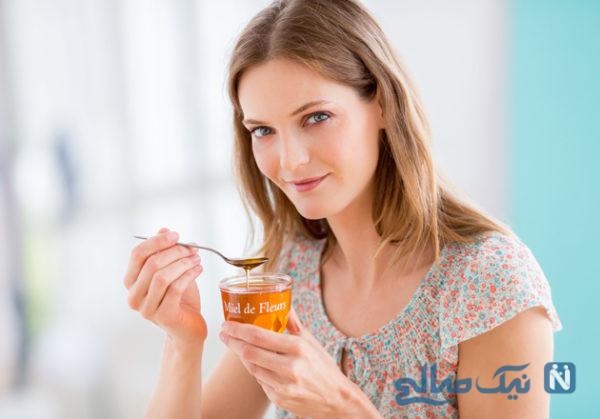 لاغری آسان با خوردن عسل !