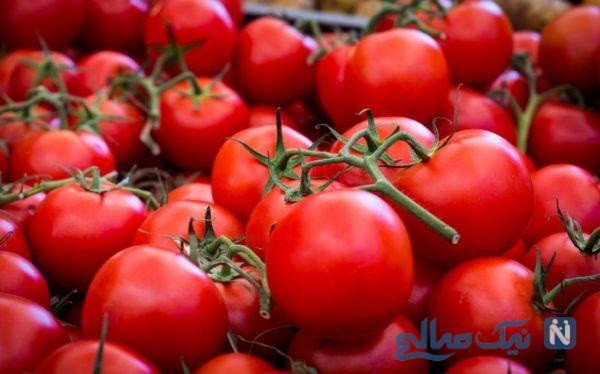 خواص گوجه فرنگی پخته