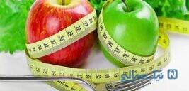 سیب میزان کاهش وزن را در افراد چاق ۲برابر میکند!