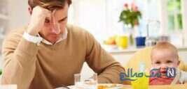 پدران چاق چه بلایی سر سلامت فرزندانشان می آوردند؟