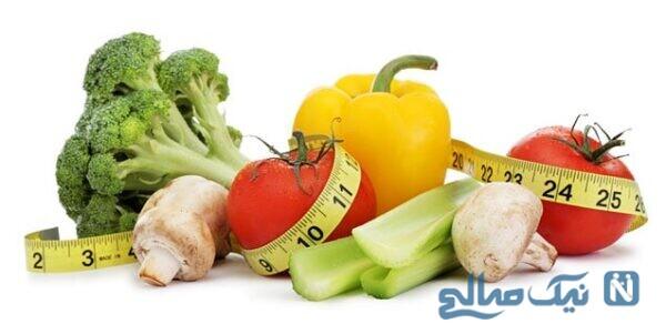 موادغذایی لاغر کننده