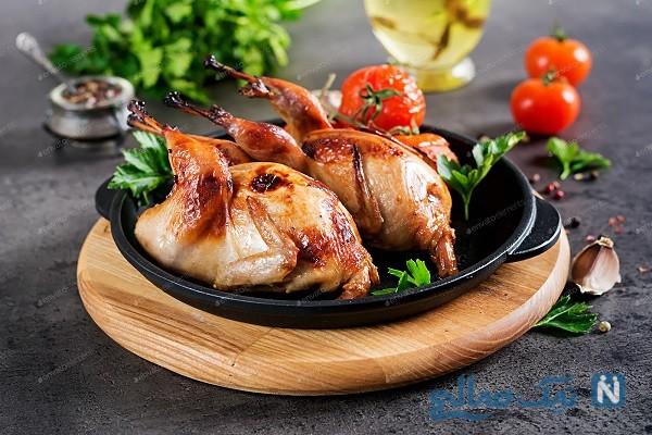 گوشت بلدرچین برای چه کسانی مناسب است؟