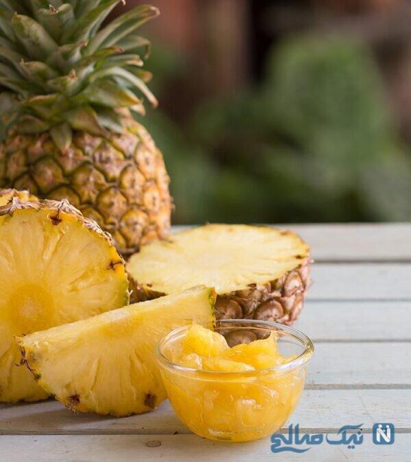 ویتامینهای آناناس