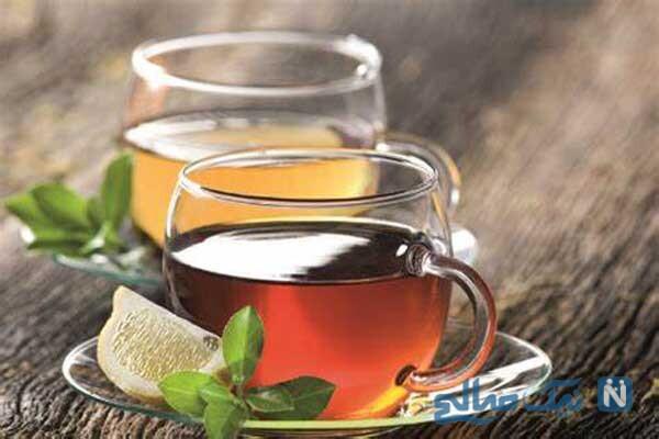 انواع چای: