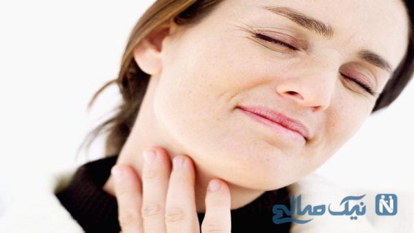 هشتاد درصد گلودردها را خودتان با تغذیه مناسب درمان کنید