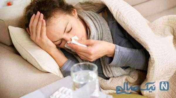 در زمان بیماری سرماخوردگی یا آنفولانزا، چه چیزی بخورید