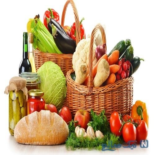 ۱۲ غذای چربی سوز و مفید برای لاغری را بشناسید