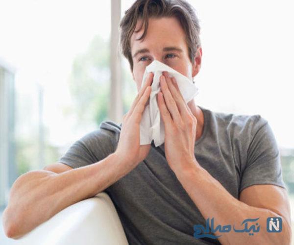 درمان حساسیت بهاری با طب سنتی