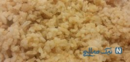 مزایا و معایب برنج دودی