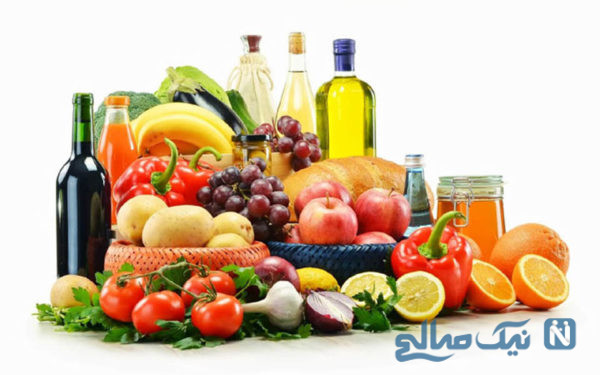 مواد غذایی آبدار