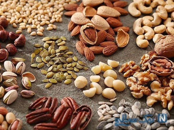 دانههای خوراکی