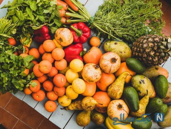 میوه های مفید برای بدن