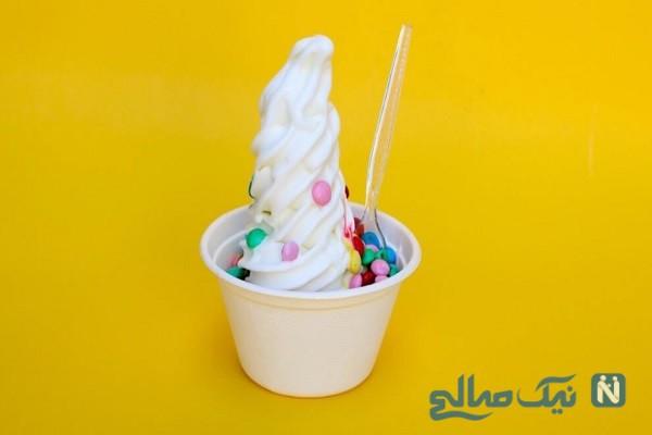 آیا بستنی می تواند جایگزین لبنیات شود؟
