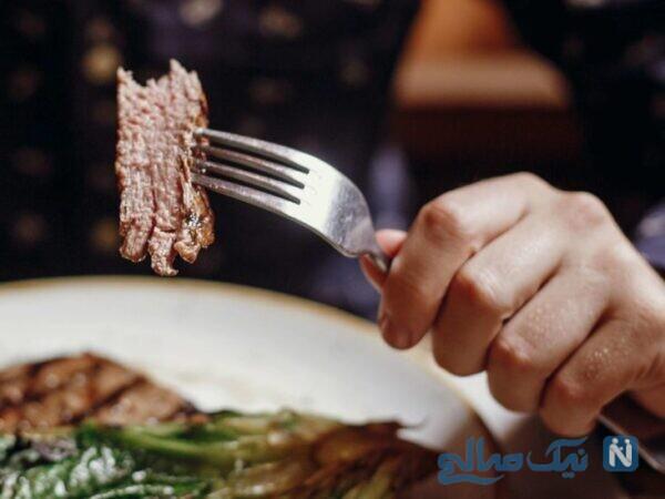 عوارض گوشت نخوردن