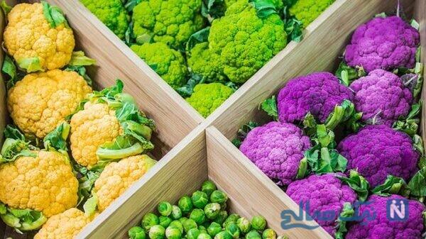 موادغذایی مضر کم کاری تیروئید
